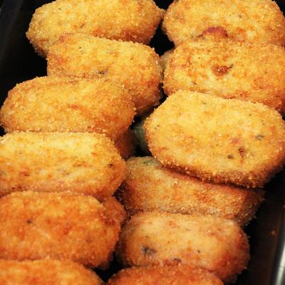 Mozzarella frite