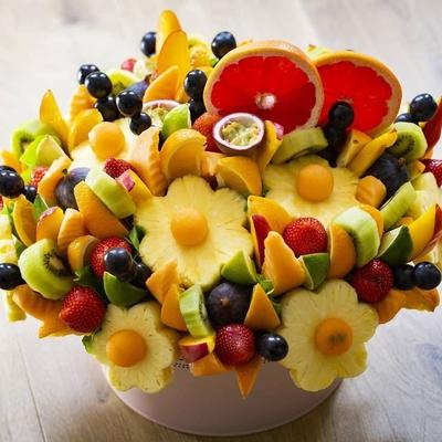 Bouquet de fruits frais