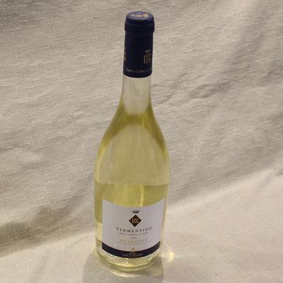 Vin blanc - Vermentino 2018