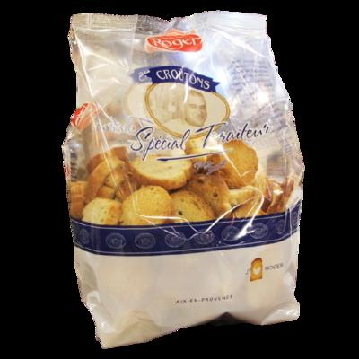 Croûtons de pain