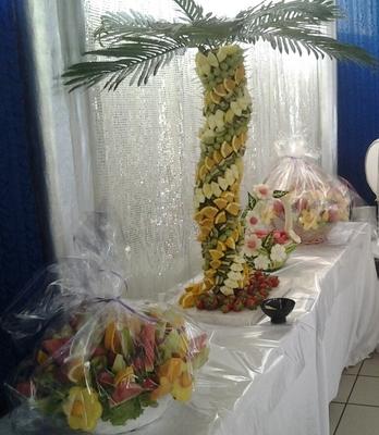 Palmier Fruité pour toutes vos evenemets