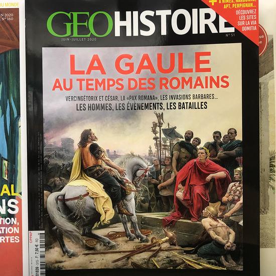 Magazines Histoire - Littérature