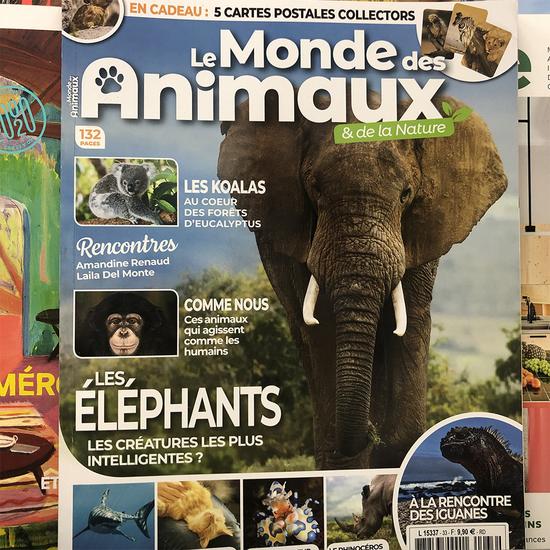 Magazines Animaux