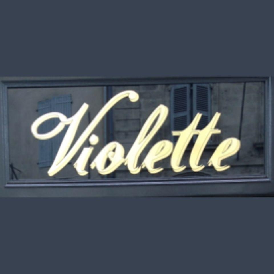 logo Maison Violette