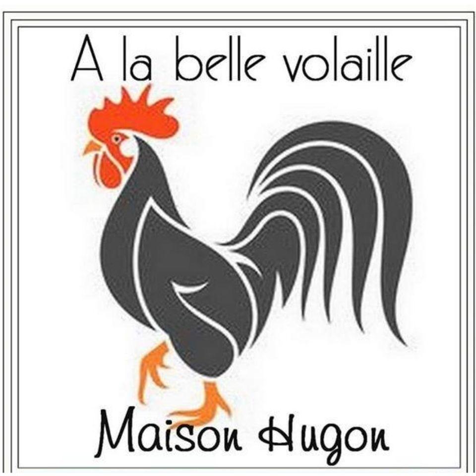 logo Maison Hugon : À la Belle Volaille