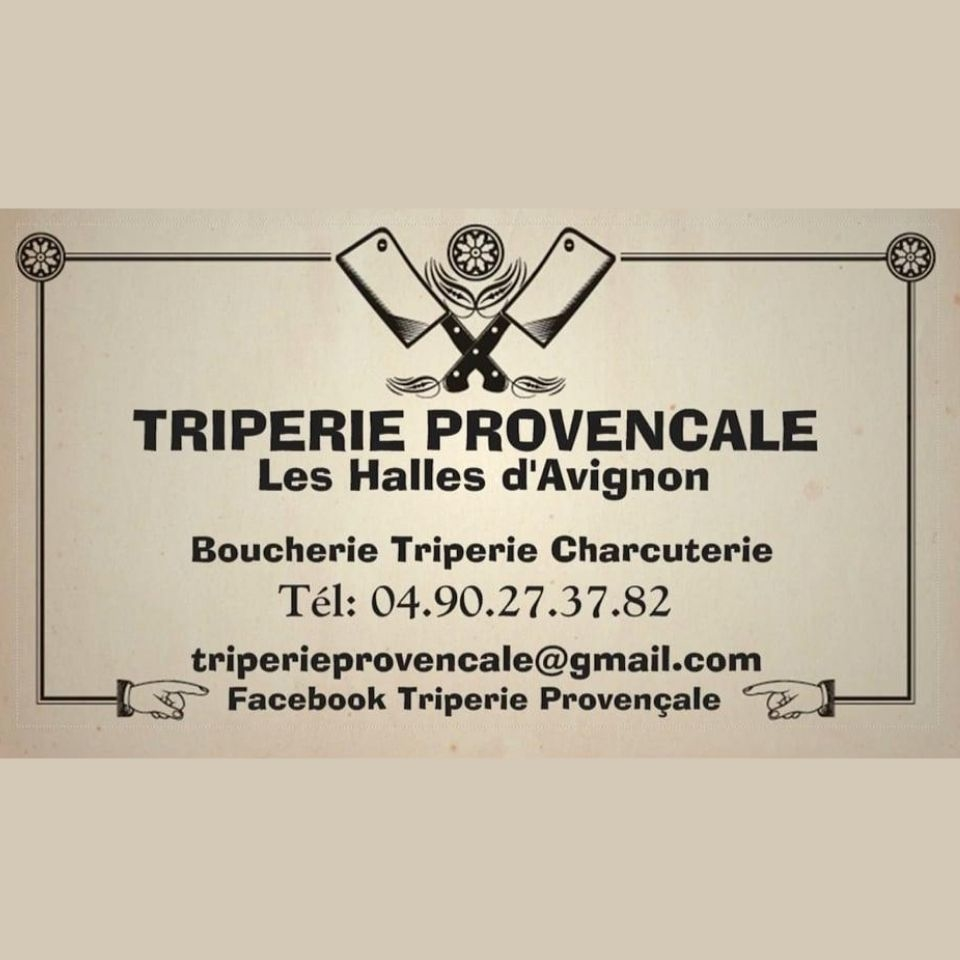 logo La Triperie Provençale