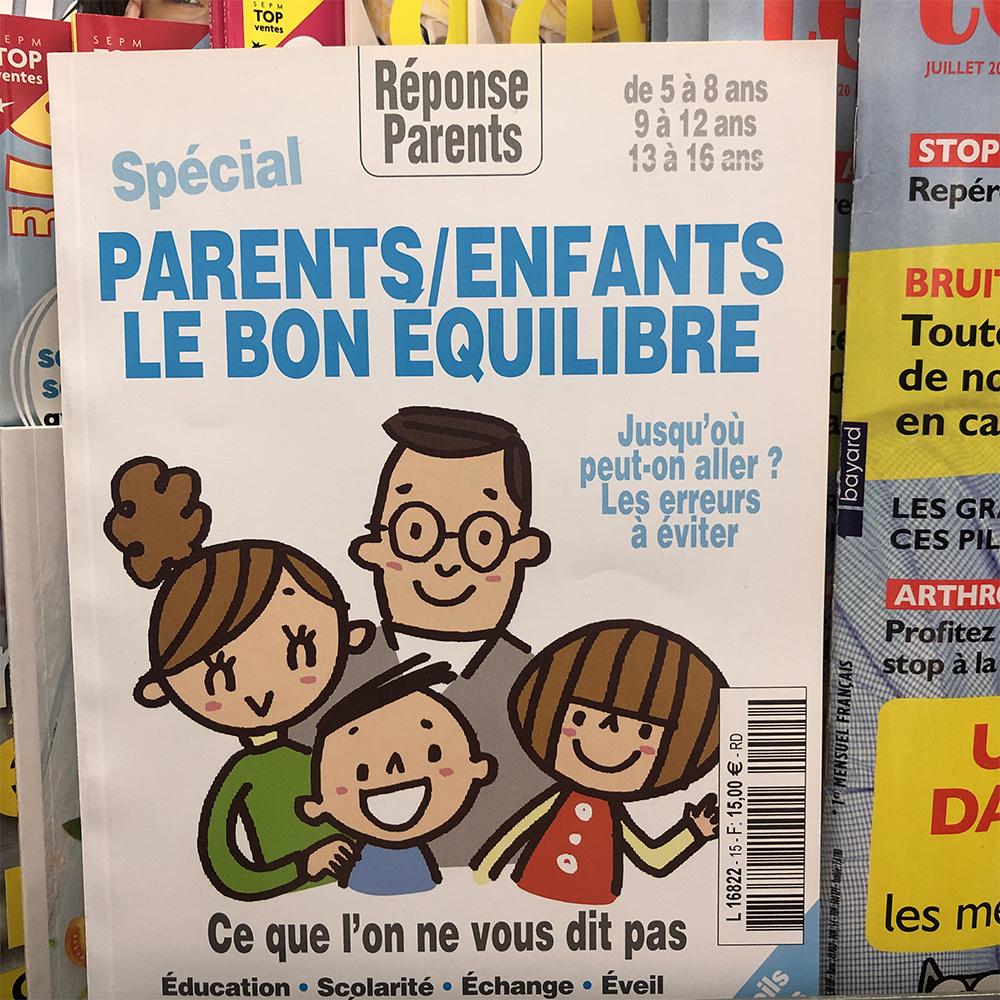 Magazines Famille