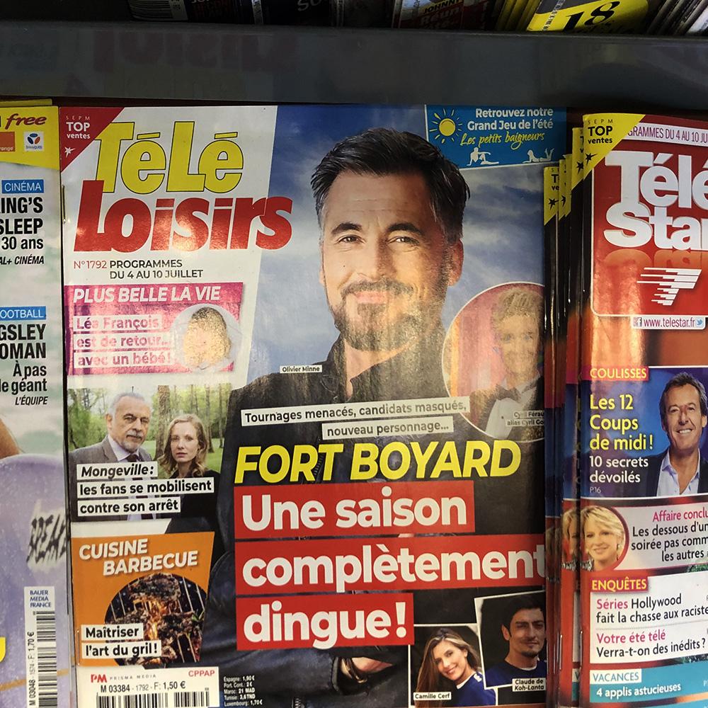 Magazines Télé